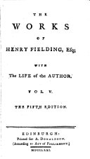 Pdf The Works of Henry Fielding, Esq
