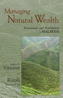 Managing Natural Wealth