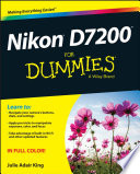 Read Online Nikon D7200 For Dummies For Free