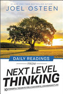 link to Daily readings from Next level thinking : 10 powerful thoughts for a successful and abundant life in the TCC library catalog