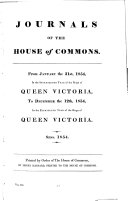 Journals of the House of Commons ebook