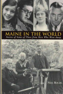 Maine in the World