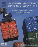 Multi Tier Application Programming with PHP