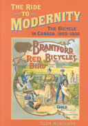 The Ride to Modernity ebook