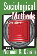 Sociological Methods