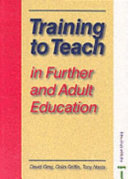 Training to Teach in Further and Adult Education