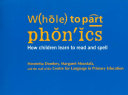 Whole to Part Phonics Book