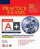 CompTIA A    Certification Practice Exams  Second Edition  Exams 220 801   220 802