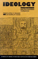 Ideology and Pre-Columbian Civilizations ebook