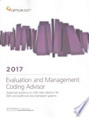 Evaluation and Management Coding Advisor 2017