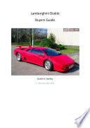Lamborghini Diablo Buyers Guide