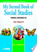 My Second Book Of Social Studies For Class- II