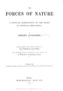The Forces of Nature ebook