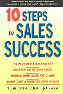 10 Steps to Sales Success