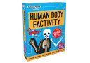 Discovery Human Body Factivity: Build the Skeleton, Read the Book, Complete the Activities by Anna Claybourne