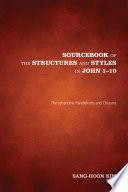 Sourcebook Of The Structures And Styles In John 1 10 [Pdf/ePub] eBook