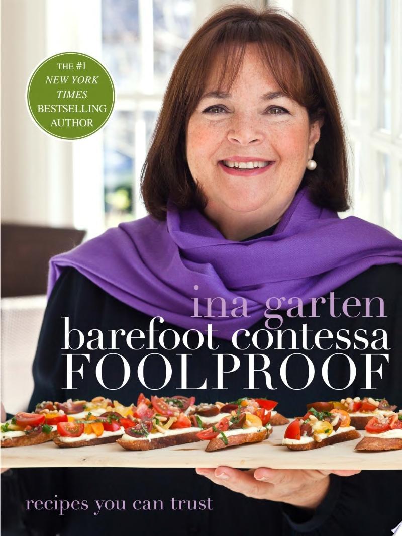 Barefoot Contessa Foolproof banner backdrop