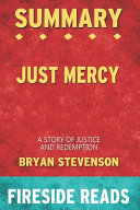 Summary of Just Mercy Book