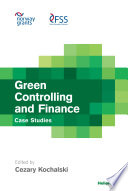 Green Controlling and Finance  Case Studies