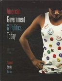 American Government And Politics Today 2009 2010 Edition