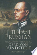 The Last Prussian Book