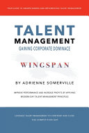Wingspan  Talent Management   Gaining Corporate Dominance