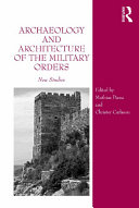 Pdf Archaeology and Architecture of the Military Orders Telecharger