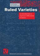 Ruled Varieties