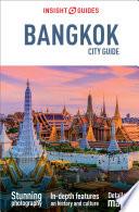 Insight Guides City Guide Bangkok