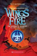 Wings of Fire  Winglets Quartet
