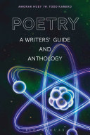 Book cover for Poetry : a writers' guide and anthology