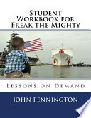 Student Workbook for Freak the Mighty