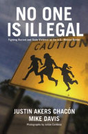No One Is Illegal Book