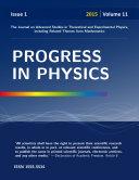 Progress in Physics, vol. 1/2015 [Pdf/ePub] eBook