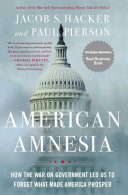 Pdf American Amnesia