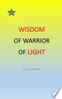 Wisdom of Warrior of light Book