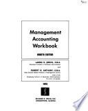 Management accounting workbook