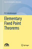 Elementary Fixed Point Theorems