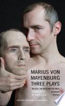 Mayenburg  Three Plays Book