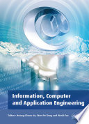 Information  Computer and Application Engineering Book