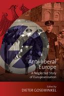 Anti-liberal Europe