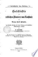 Geschichte der redlichen Pioniere von Rochdale