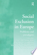 Social Exclusion In Europe