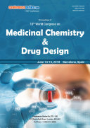 Proceedings of 10th World Congress on Medicinal Chemistry & Drug Design 2018