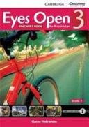 Eyes Open Level 3 Teacher s Book Grade 7 Kazakhstan Edition