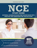 Nce Study Guide: National Counselor Exam Prep Review Book with ...
