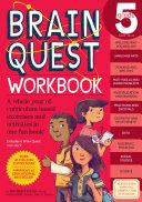 Brain Quest Workbook  Grade 5 Book PDF