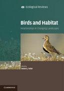 Birds and Habitat