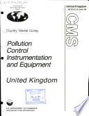 Pollution Control Instrumentation and Equipment  United Kingdom
