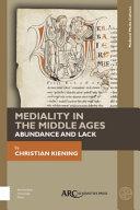 Medieval Mediality